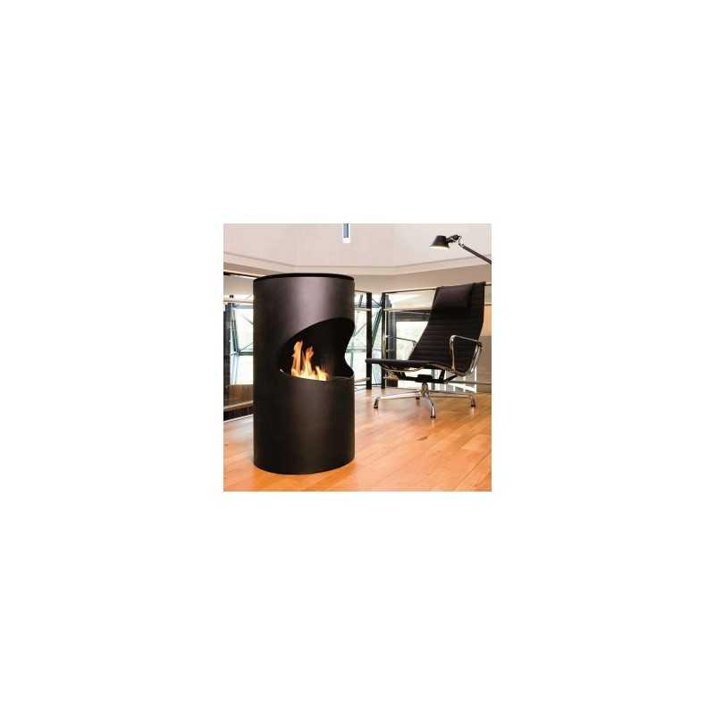 silo bioethanol kamin als zusatzheizung. Black Bedroom Furniture Sets. Home Design Ideas