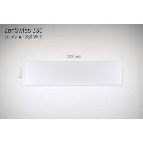 ZenSwiss 330 (280 W / 30 x 120 cm)