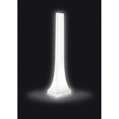obelisk stativ mit led beleuchtung. Black Bedroom Furniture Sets. Home Design Ideas
