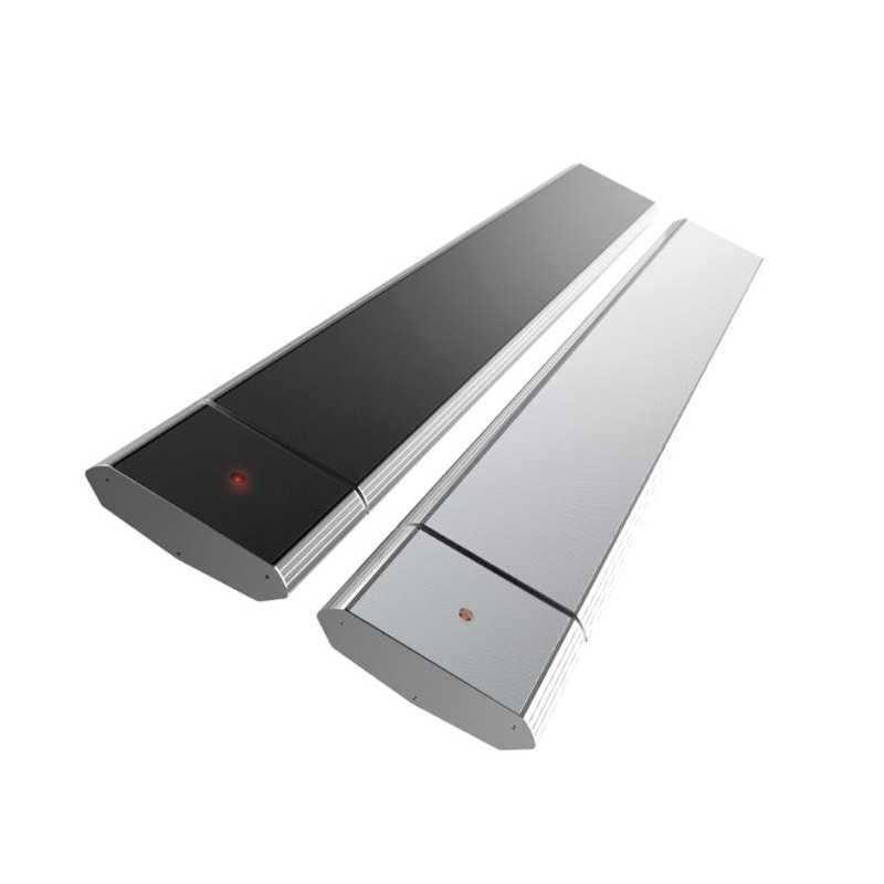 blacklight deluxe infrarot dunkelstrahler mit dimmer fernbedienung. Black Bedroom Furniture Sets. Home Design Ideas