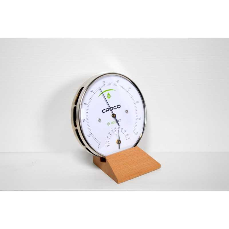 ecofort hygrometer thermometer. Black Bedroom Furniture Sets. Home Design Ideas