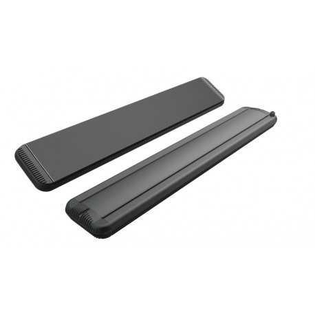 ecofort HeatBAR Silber