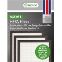 HEPA filtres pour Meaco Low Energy déshumidificateurs
