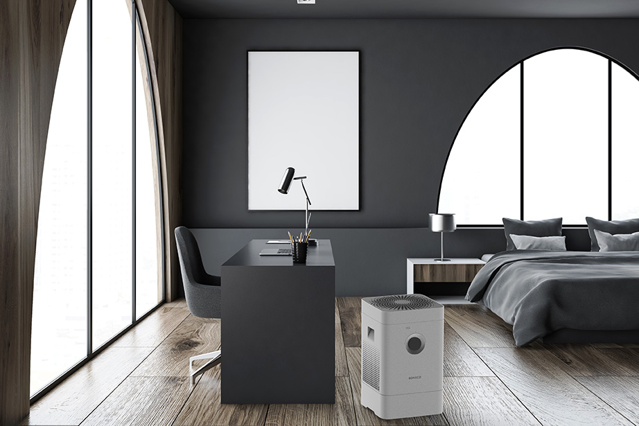 H300 Lifestyle Bedroom