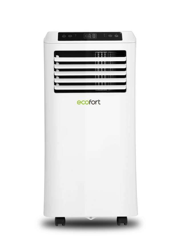 ecoQ CoolAir 10 Klimagerät Front