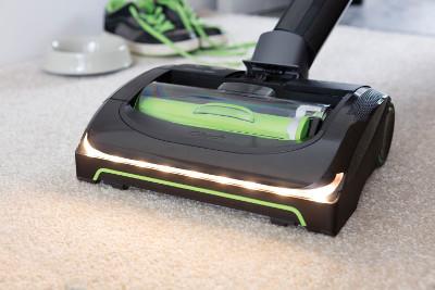 Gtech AirRam K9 Staubsauger für Teppichböden